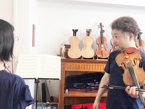 北九州 久留米 藤松バイオリン教室